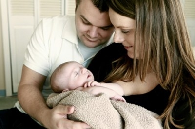 Baby slings or baby carriers