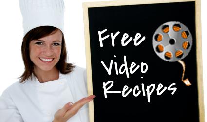 Chef Video Recipes