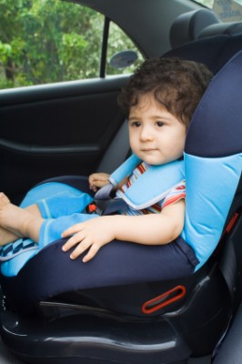 Child restraint laws