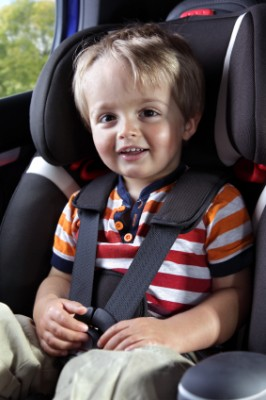Children left unattended in cars