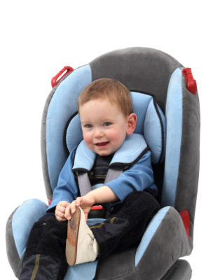 Types of child restraints