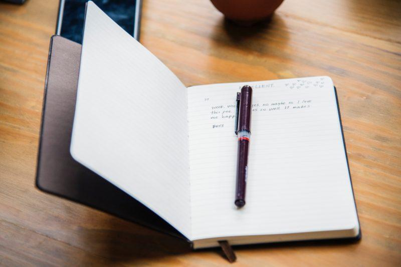Communication Diary